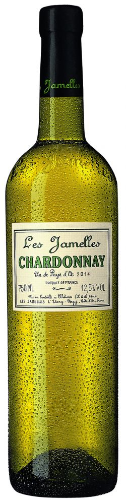 Les Jamelles Chardonnay 2017