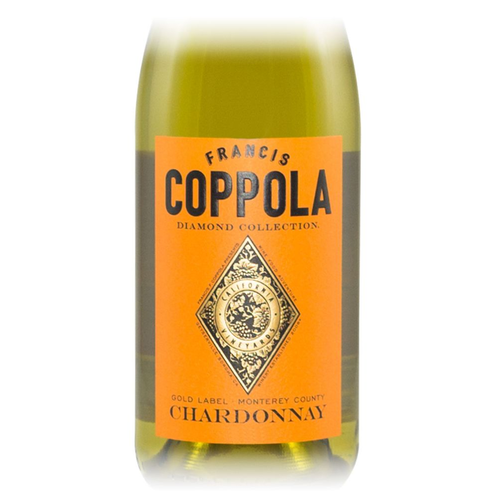 Coppola Chardonnay Diamond Collection Gold Label 2016