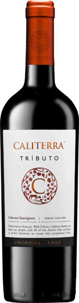 Caliterra Tributo Cabernet Sauvignon 2016