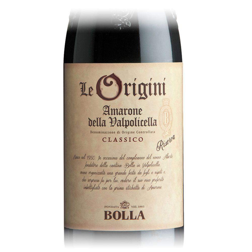 Bolla Le Origini Amarone della Valpolicella Classico Riserva 2013