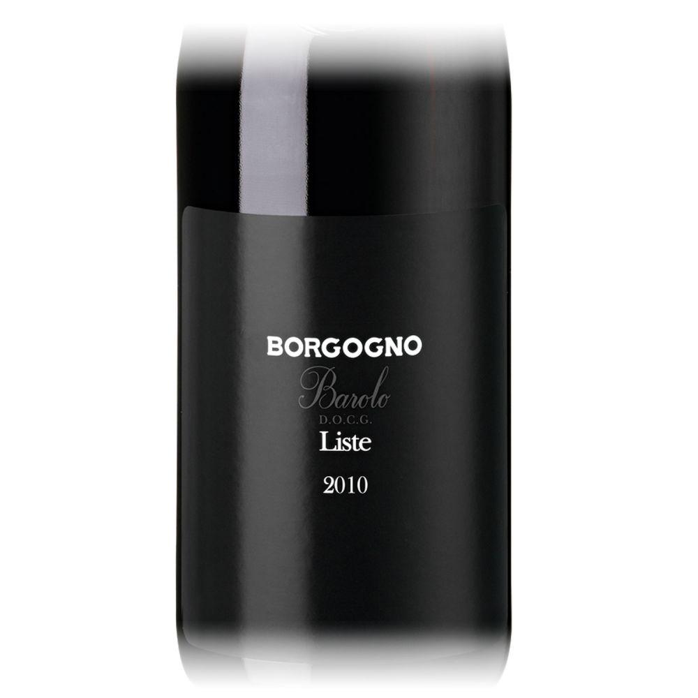 Borgogno Liste Barolo 2010