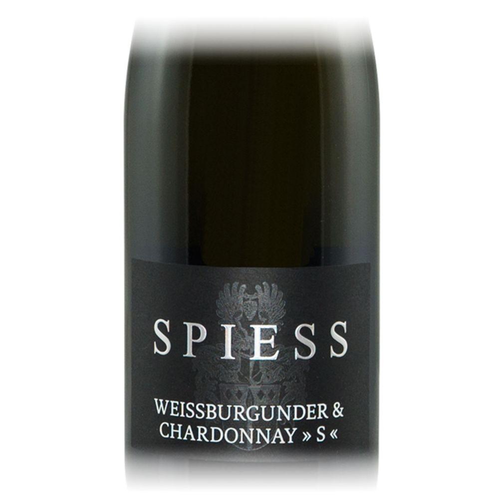 """Spiess Weissburgunder & Chardonnay """"S"""" 2018"""