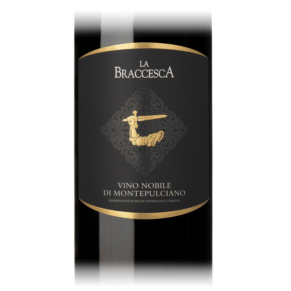 Tenuta La Braccesca Vino Nobile di Montepulciano 2016
