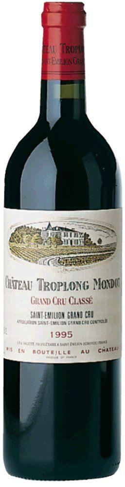 Château Troplong Mondot Grand Cru Classé 2012