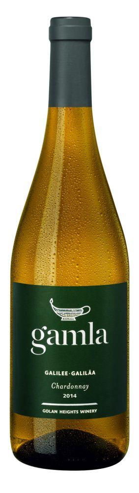 Golan Heights Gamla Chardonnay 2018