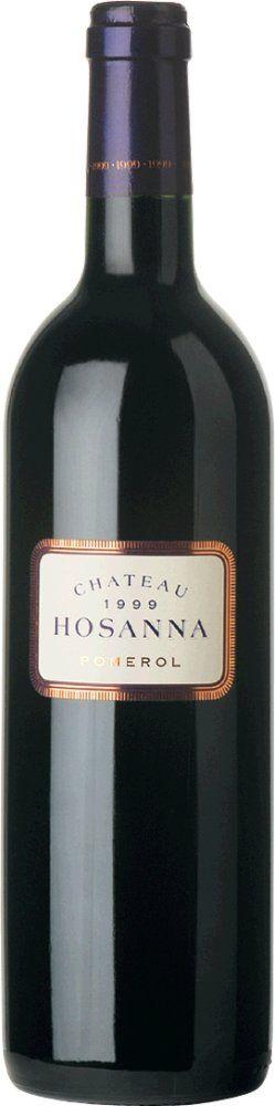 Château Hosanna 2012