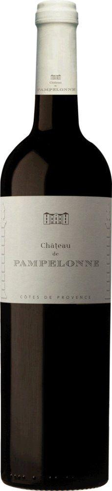 Les Maîtres Château de Pampelonne Rouge 2019