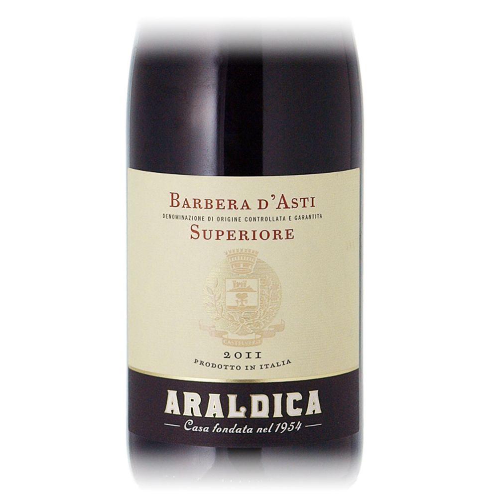Araldica Barbera D'Asti Superiore 2014
