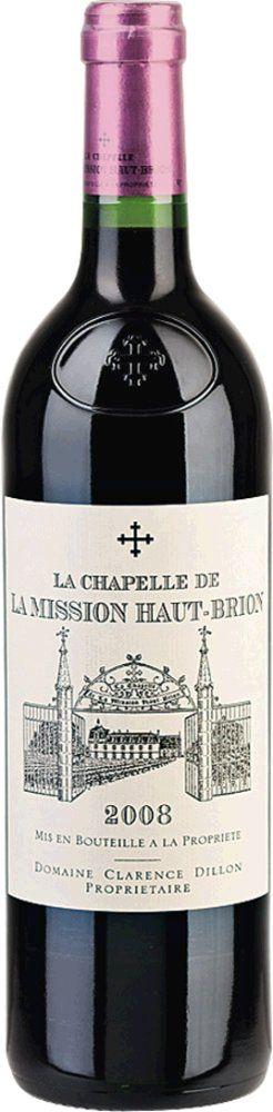 Château La Mission Haut Brion La Chapelle 2016
