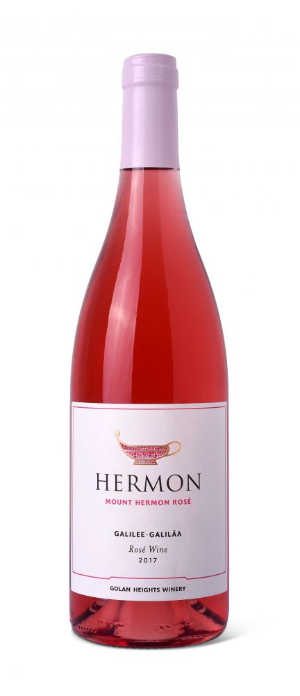 Golan Heights Mount Hermon Rosé 2018