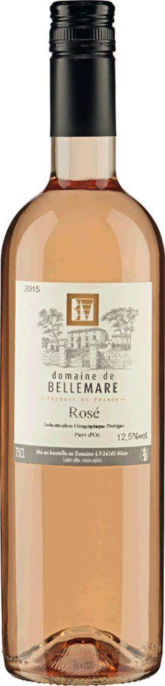 Domaine de Belle Mare Syrah Cinsault Rosé 2019