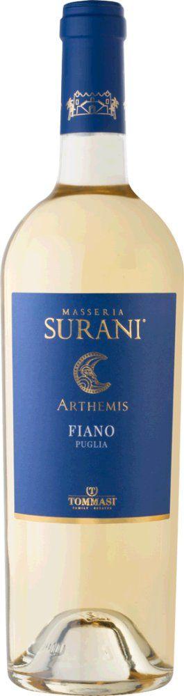 Masseria Surani Arthemis Fiano Puglia 2018