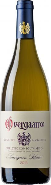 Overgaauw Sauvignon Blanc 2016