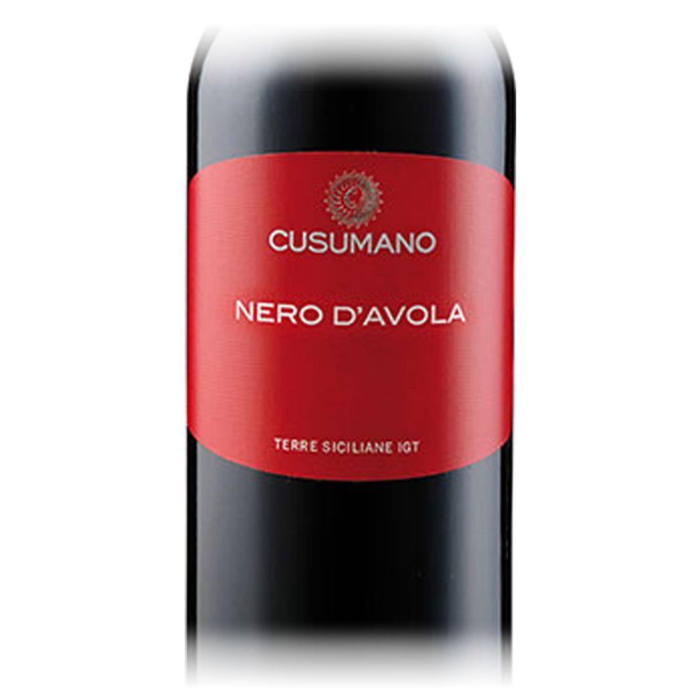 Cusumano Nero d'Avola 2019 18 Fl.