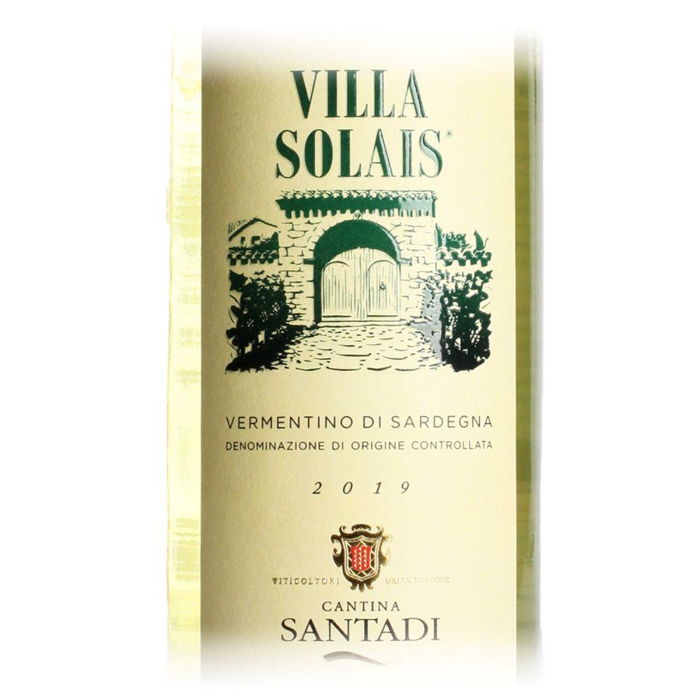 Cantina di Santadi Villa Solais 2020