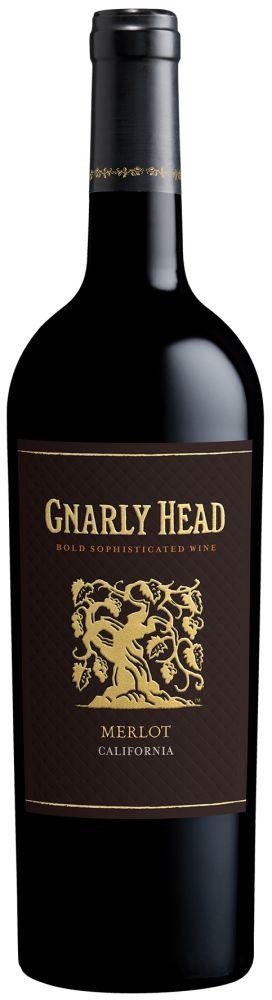 Gnarly Head Merlot 2015