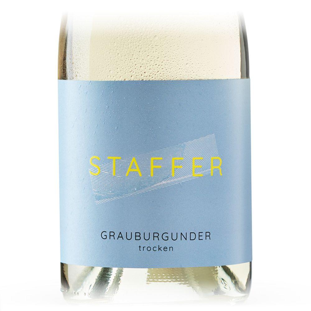 STAFFER Grauburgunder 2020 0,75l