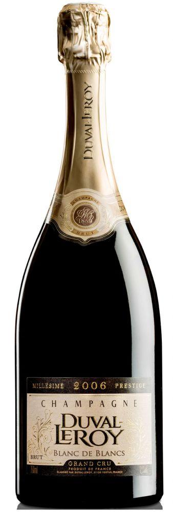 Duval-Leroy Blanc de Blancs Grand Cru Prestige