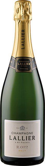 Lallier R. Brut Demi 0,375l