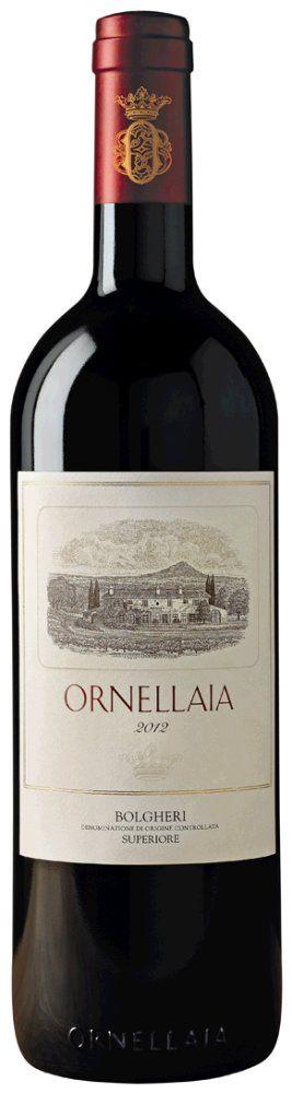 Ornellaia Bolgheri Rosso Superiore 2016 1,5l