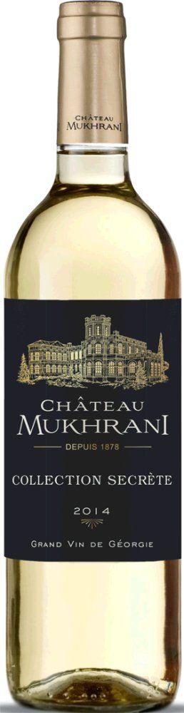 Mukhrani Secrète White 2015