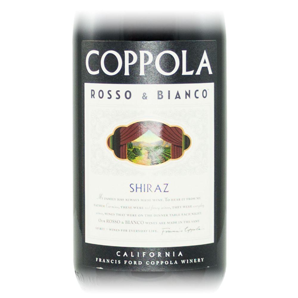 Coppola Shiraz Rosso & Bianco 2015