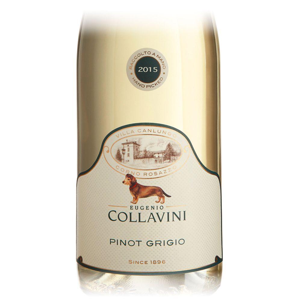 Eugenio Collavini Villa Canlungo Pinot Grigio Venezia Giulia 2018