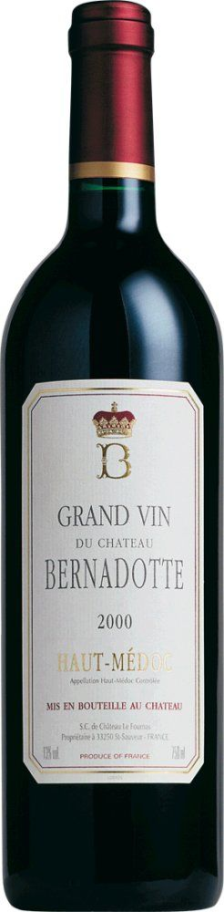 Château Bernadotte 2006 1,5l