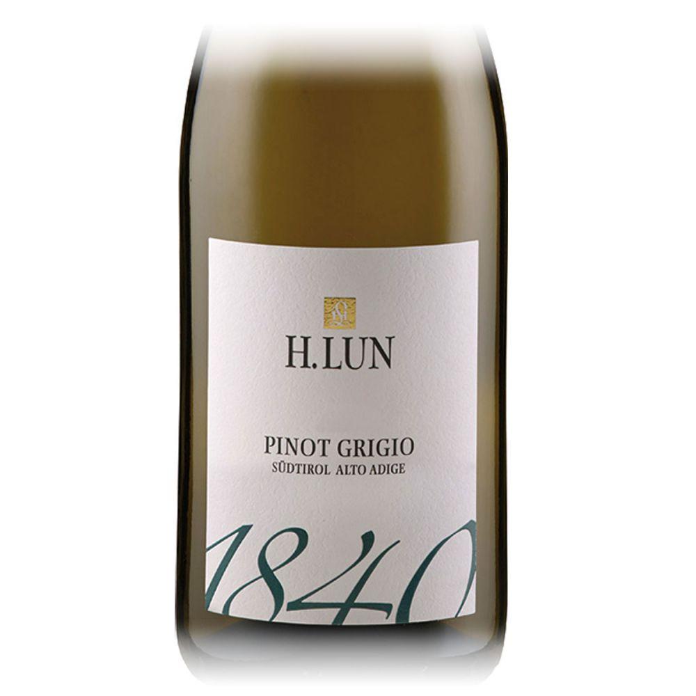 H. Lun Pinot Grigio 2018