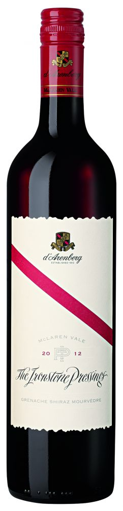 d'Arenberg The Ironstone Pressings GSM 2015