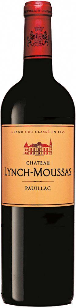 Château Lynch Moussas 2015