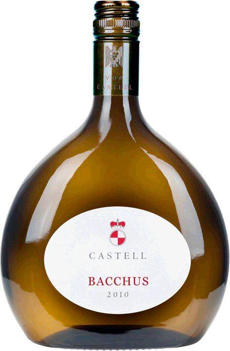Schloss Castell Bacchus trocken 2019