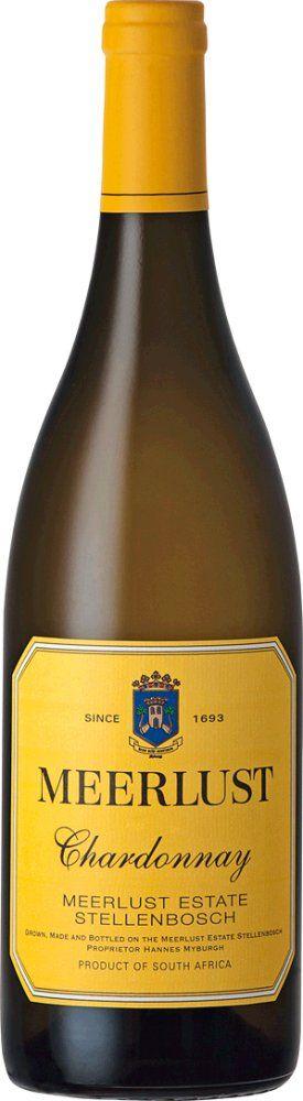 Meerlust Chardonnay 2018
