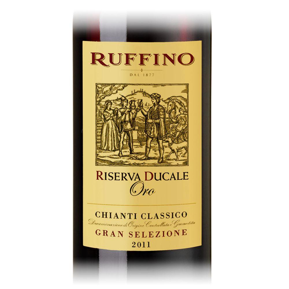 Ruffino Riserva Ducale Oro Gran Selezione Chianti Classico 2012