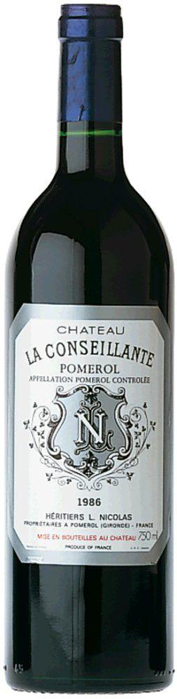 Château La Conseillante 2009