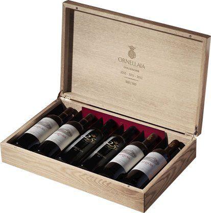Ornellaia Collezione Bolgheri Rosso Superiore 2010-2012