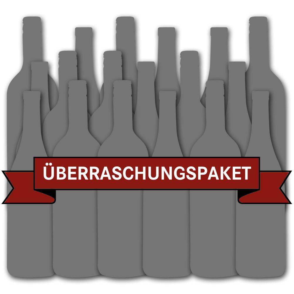 Überraschungspaket 18 Flaschen
