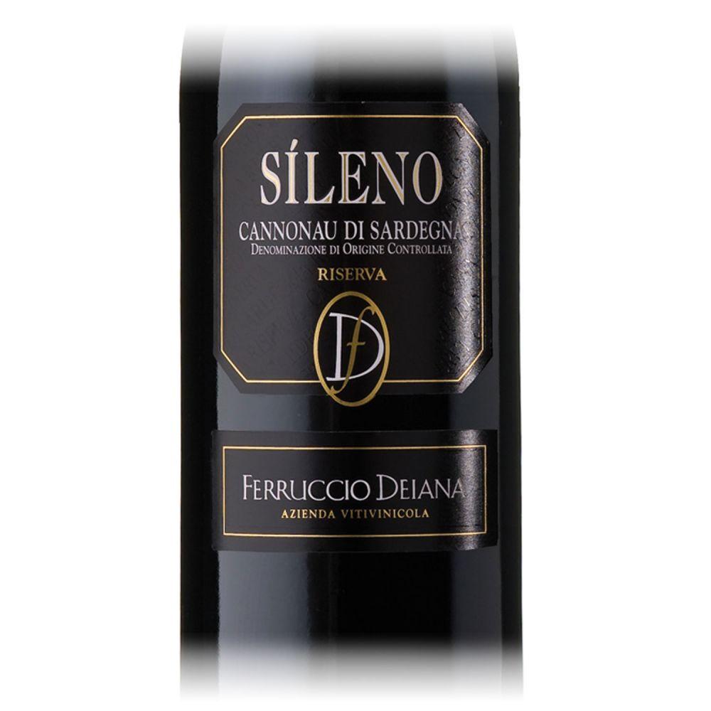 Ferruccio Deiana Sileno Cannonau di Sardegna Riserva 2014