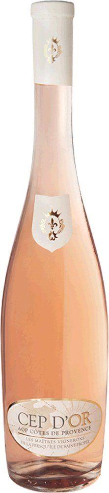 Les Maîtres Côtes de Provence Cep d'Or Rosé 2018