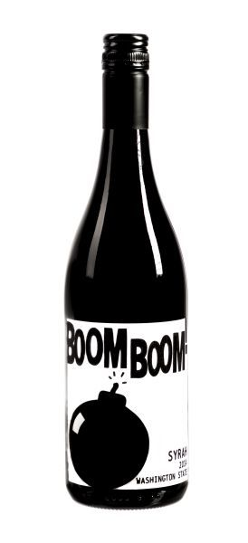 Charles Smith Wines Boom Boom Syrah 2017