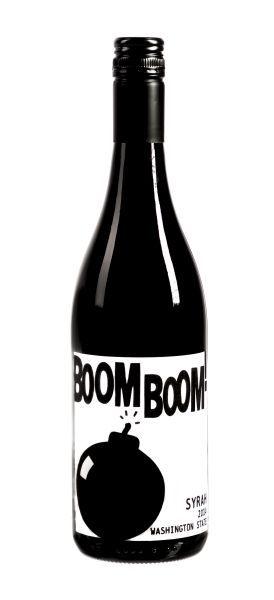 Charles Smith Wines Boom Boom Syrah 2017